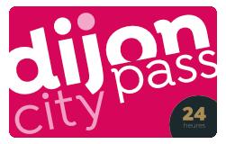 Dijon City Pass 24 heures